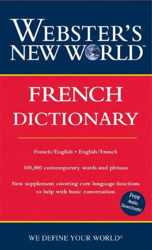 French Dictionary 9780470178263