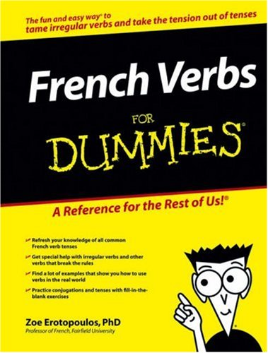 French Verbs for Dummies 9780471773887