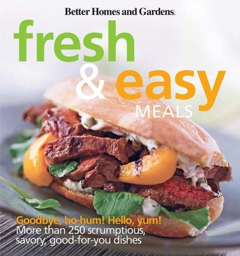 Fresh and Easy Meals 9780470485835