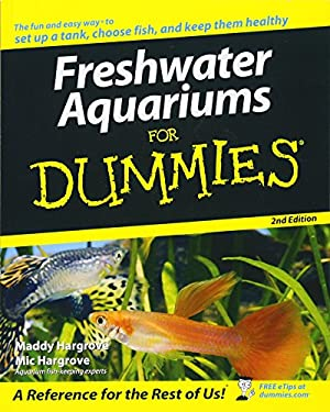 Freshwater Aquariums for Dummies 9780470051030