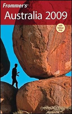 Frommer's Australia [With Foldout Map] 9780470345443