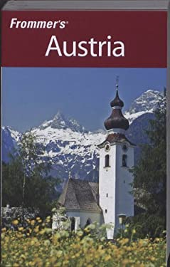Frommer's Austria 9780470398975
