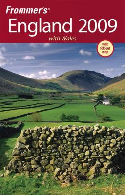 Frommer's England [With Foldout Map] 9780470287866