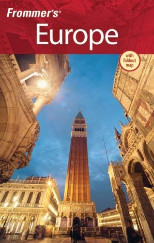 Frommer's Europe [With Foldout Map] 9780470345436