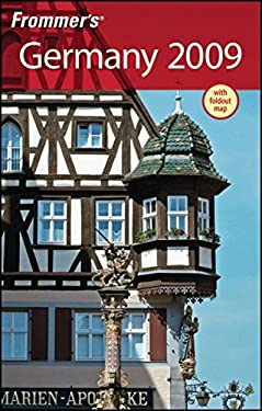 Frommer's Germany [With Foldout Map] 9780470287842