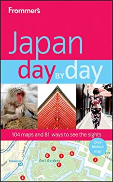 Frommer's Japan Day by Day [With Foldout Map] 9780470908266
