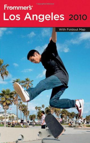 Frommer's Los Angeles [With Foldout Map] 9780470497364