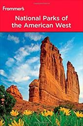 Frommer's National Parks of the American West 1527040