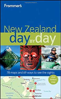 Frommer's New Zealand Day by Day 9780470894576