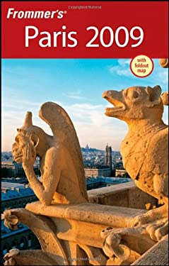 Frommer's Paris [With Foldout Map] 9780470285633