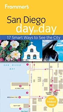 Frommer's San Diego Day by Day [With Map] 9780470890721