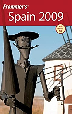 Frommer's Spain [With Foldout Map] 9780470287903