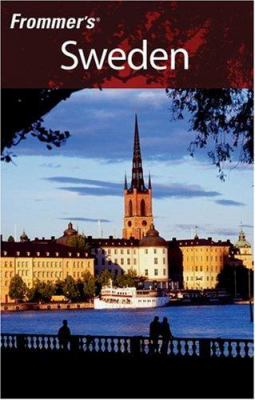 Frommer's Sweden 9780470100912