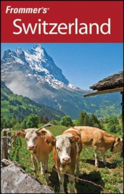 Frommer's Switzerland 9780470181881