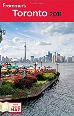 Frommer's Toronto [With Map] 9780470963722