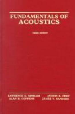Fundamentals of Acoustics 9780471029335