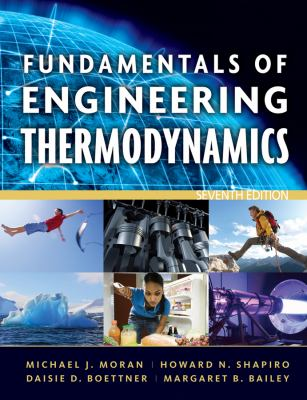 Fundamentals of Engineering Thermodynamics 9780470495902