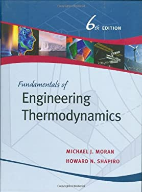Fundamentals of Engineering Thermodynamics [With Student Resource Access Code] 9780471787358