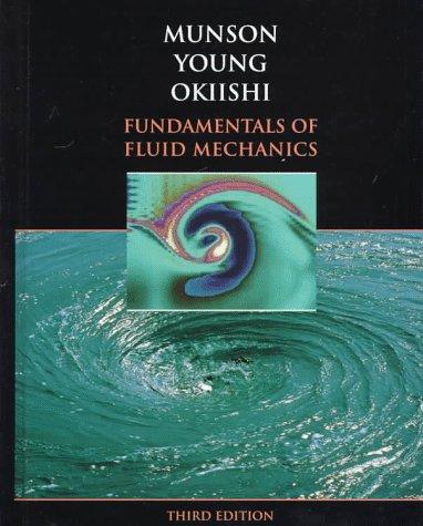 Fundamentals of Fluid Mechanics 9780471170242