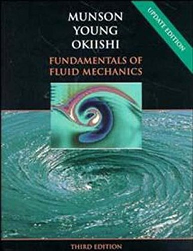 Fundamentals of Fluid Mechanics 9780471355021