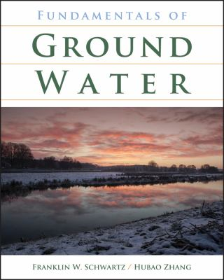Fundamentals of Ground Water 9780471137856
