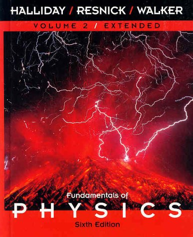 Fundamentals of Physics, Chapters 22 - 45 9780471360377