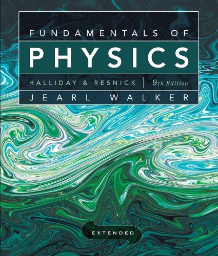 Fundamentals of Physics, Extended 9780470469088