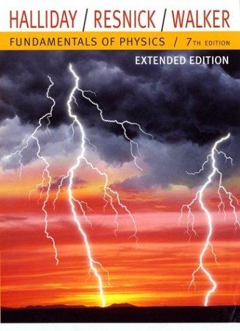 Fundamentals of Physics 9780471232315