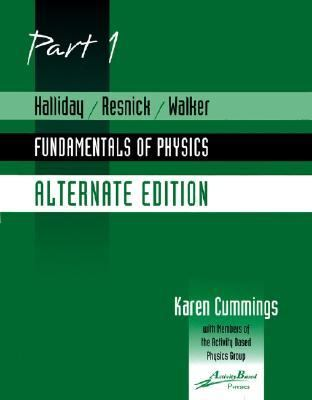 Fundamentals of Physics, Part 1 9780471388647