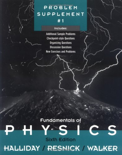 Fundamentals of Physics by Halliday Resnick Walker 7th Ed Part 1 (AL)