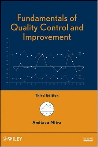 Fundamentals of Quality Control and Improvement 9780470226537