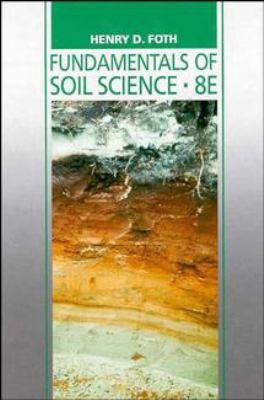 Fundamentals of Soil Science 9780471522799