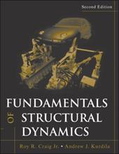 Fundamentals of Structural Dynamics 1557794