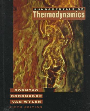 Fundamentals of Thermodyamics 9780471183617