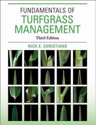 Fundamentals of Turfgrass Management 9780470008409