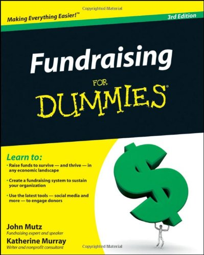 Fundraising for Dummies 9780470568408
