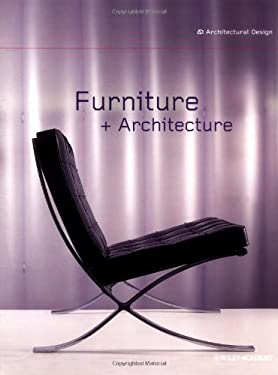 Furniture + Architecture 9780470845684