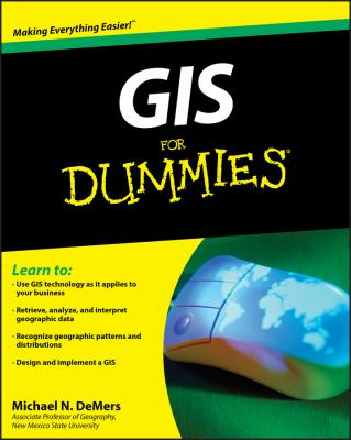 GIS for Dummies 9780470236826