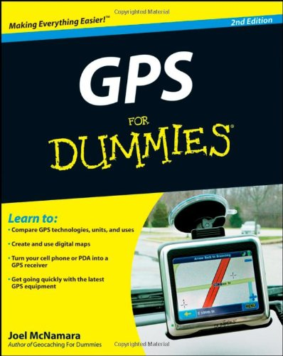 GPS for Dummies 9780470156230