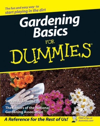 Gardening Basics for Dummies 9780470037492