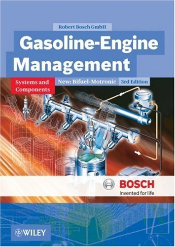 Gasoline-Engine Management: Systems and Components: Biofuel-Motronic 9780470057575