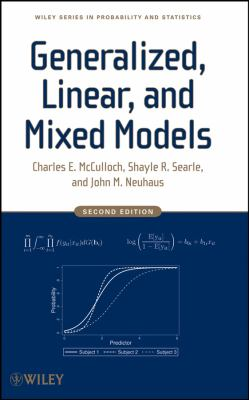 Generalized, Linear, and Mixed Models 9780470073711