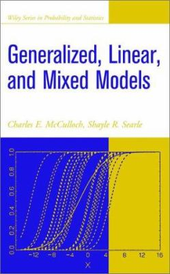 Generalized, Linear, and Mixed Models 9780471193647