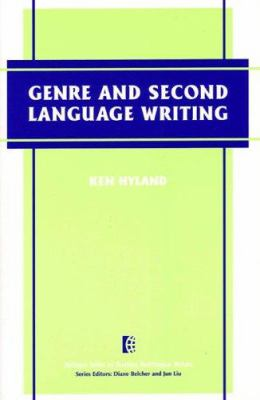 Genre and Second Language Writing 9780472030149
