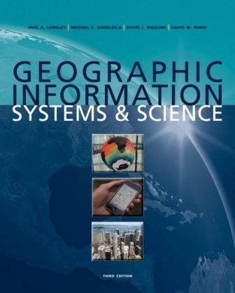 Geographic Information Systems & Science 9780470721445