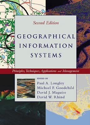 Geographical Information Systems, 2 Volume Set 9780471321828