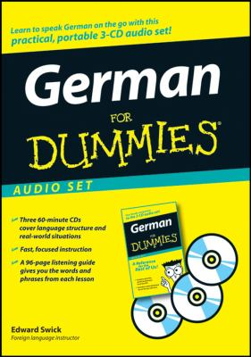 German for Dummies 9780470222560