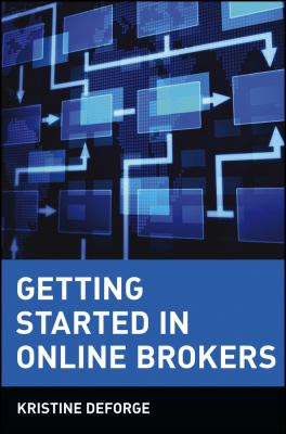 Getting Started in Online Brokers 9780471394259