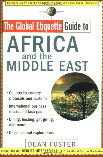 Global Etiquette Guide to Africa and the Middle East 9780471419525