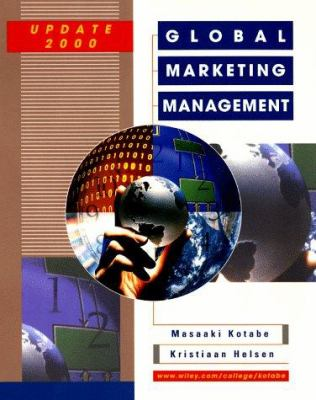 Global Marketing Management Update 9780471353904